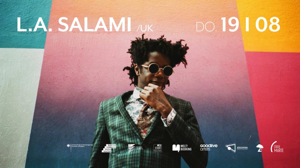 L.A. SALAMI (verschoben auf 19.08)