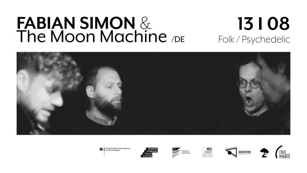 Fabian Simon & The Moon Machine
